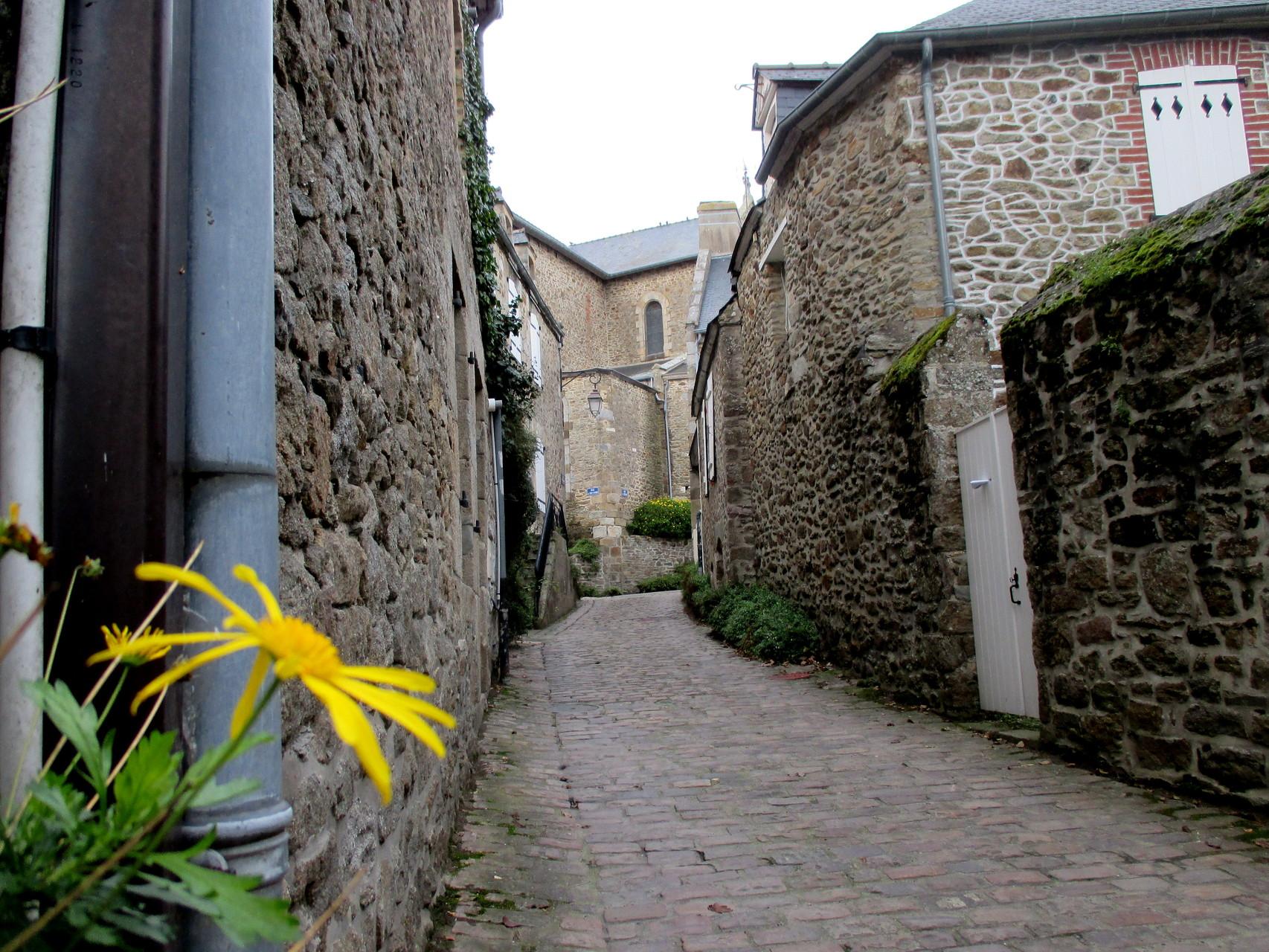 Visite de Saint Briac