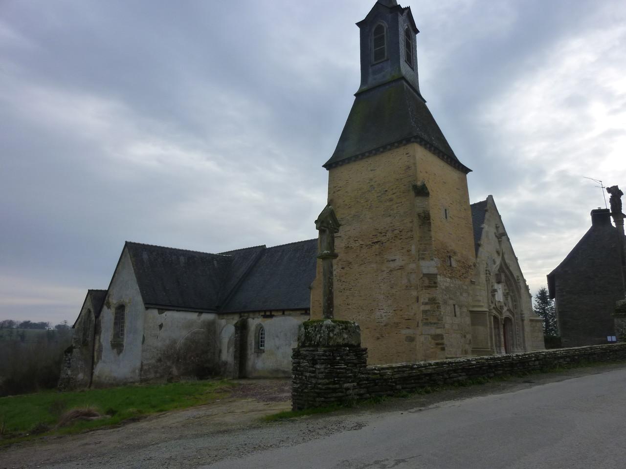 Chapelle du Vieux bourg, Taupont