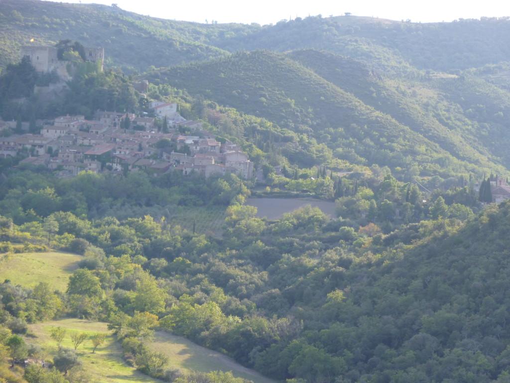 En allant vers Castelnou