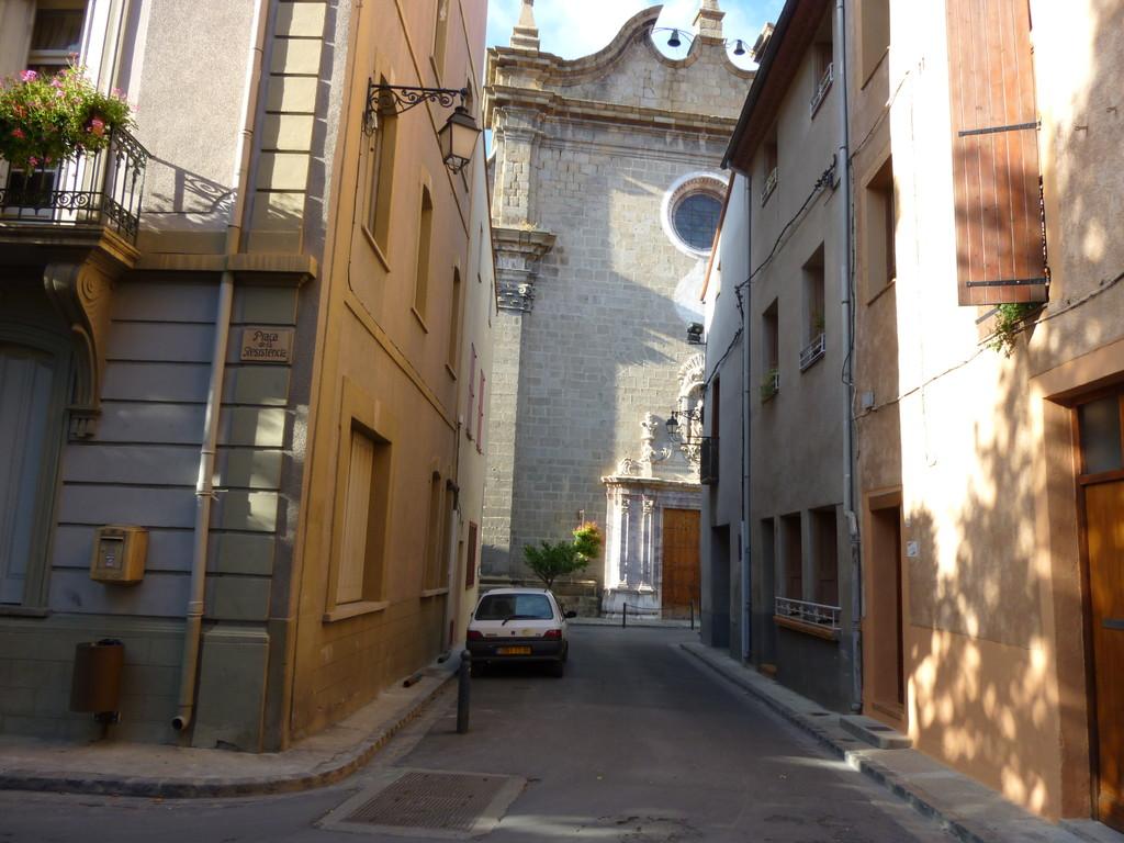 Ses jolies rues si étroites... Un vrai labyrinthe dont il est difficile de sortir !