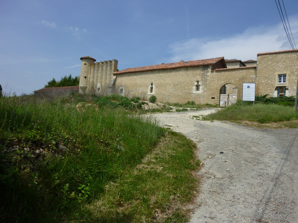 Chateau de Saint Cricq