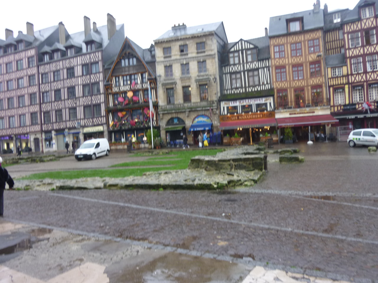 Visite de Rouen