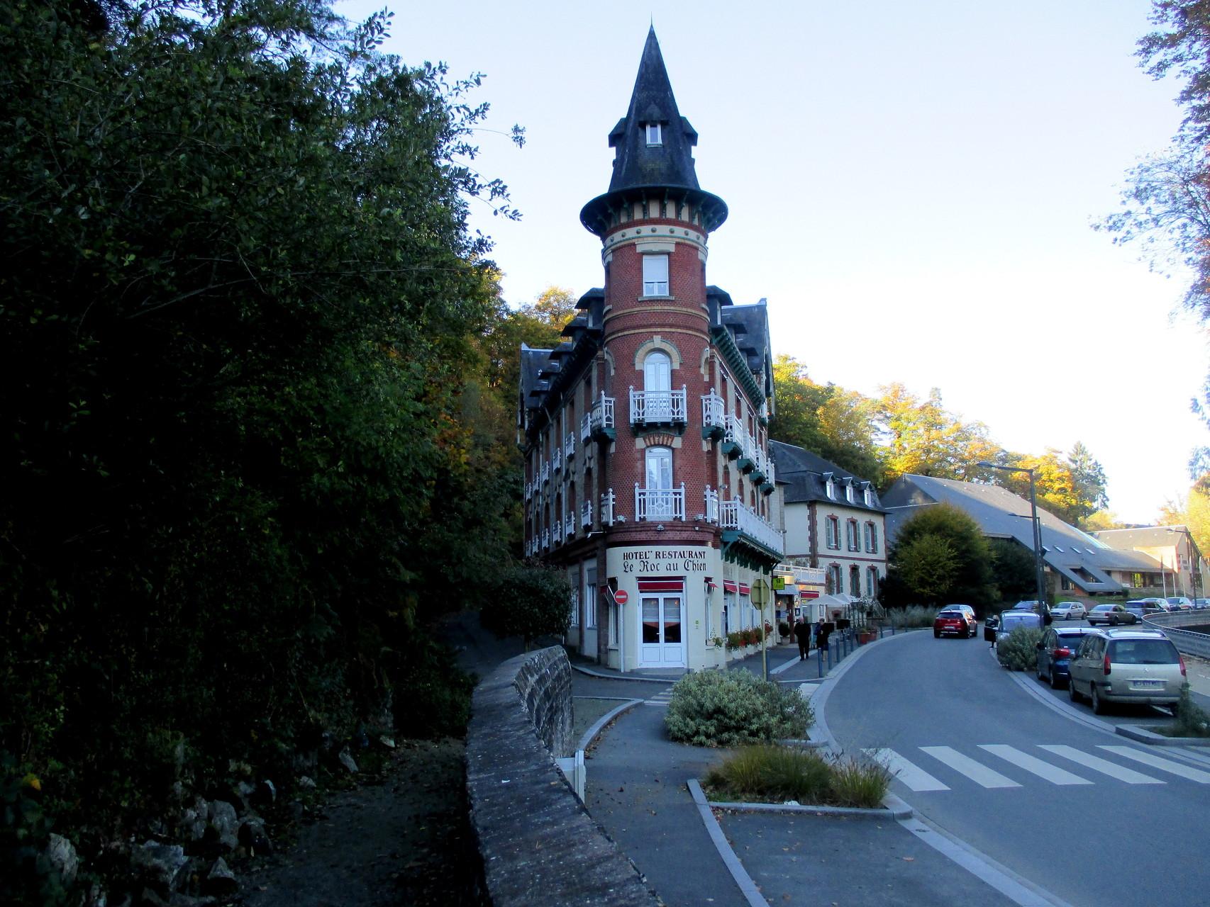 Hôtel réputé à Bagnoles