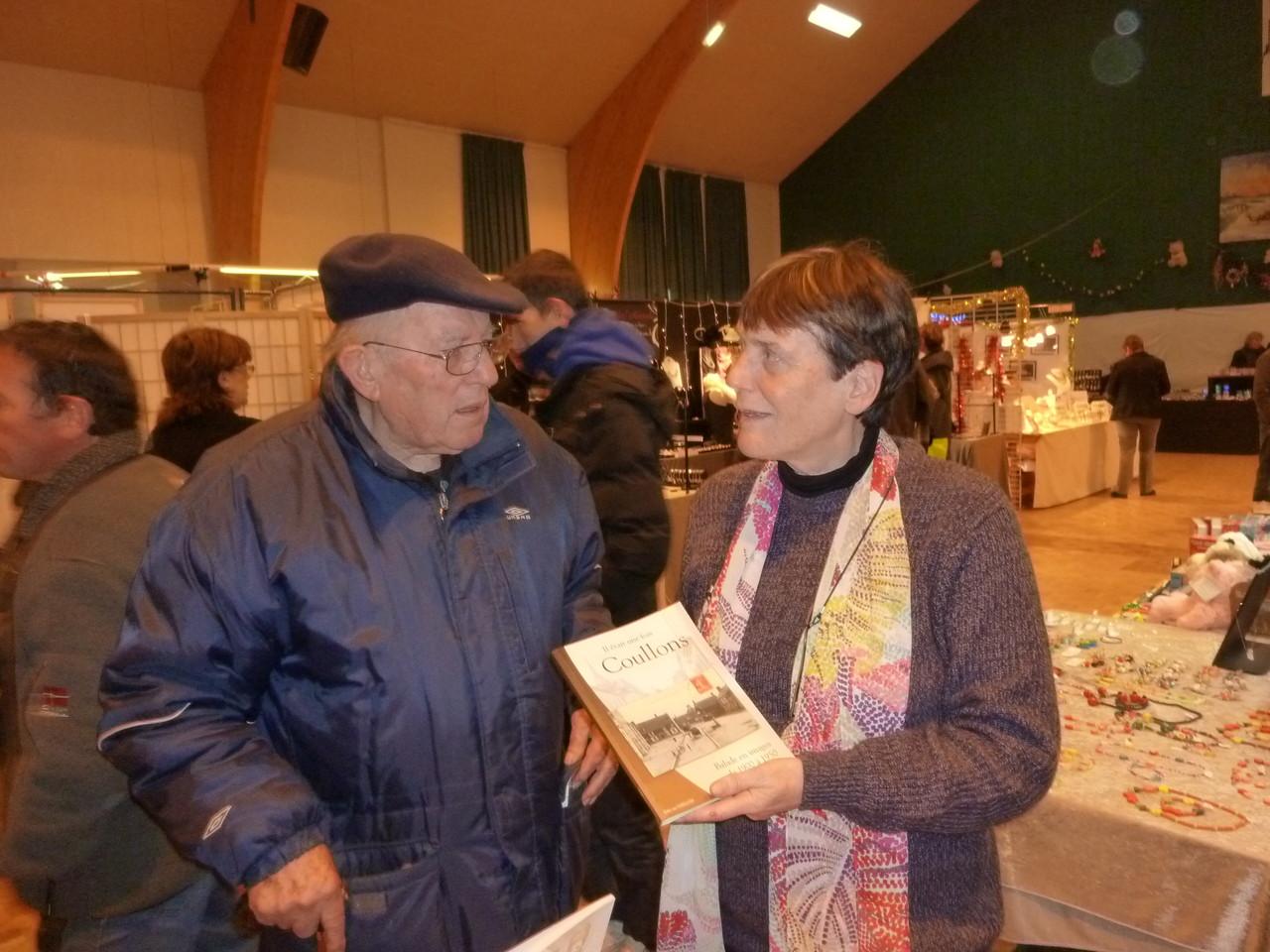 Un ancien du village me conte l'histoire de Coullons