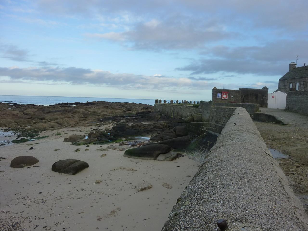 La pointe de Barfleur dans le Cotentin