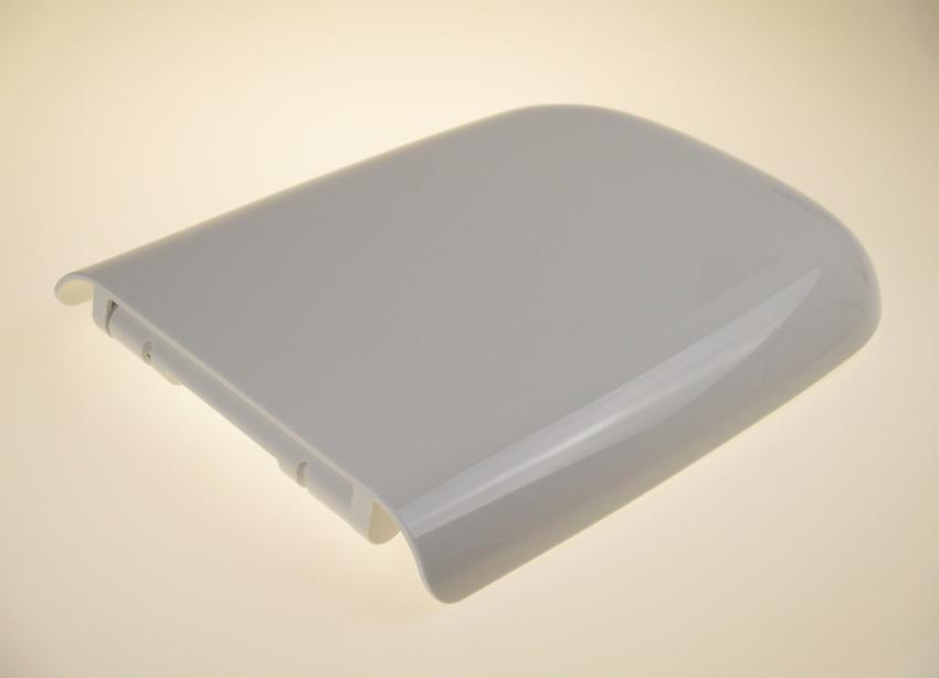 Gut bekannt WC Sitz mit Absenkautomatik und Eckig Form / Soft-Close für Tonic SM94