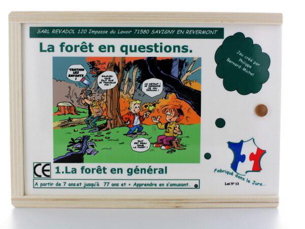La forêt en général