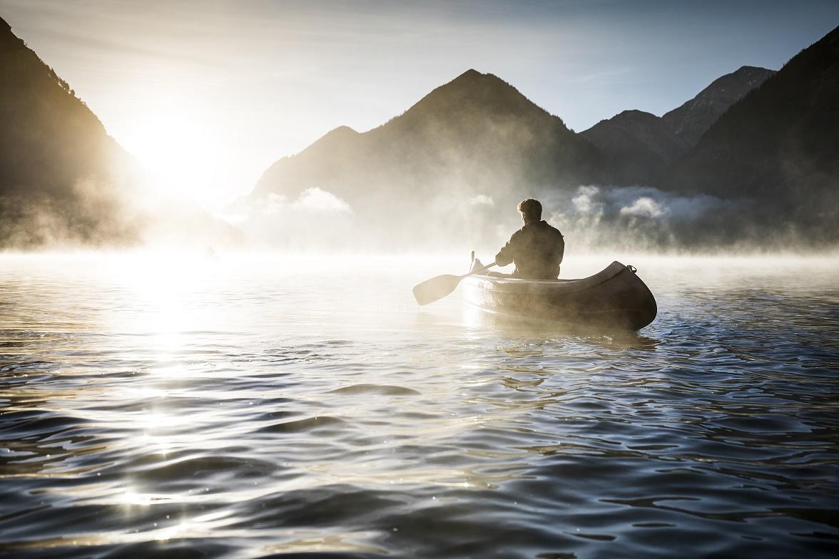 Sonnenauftgang im Kanu erleben!