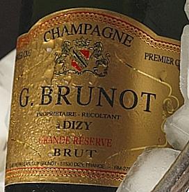 champagne g brunot