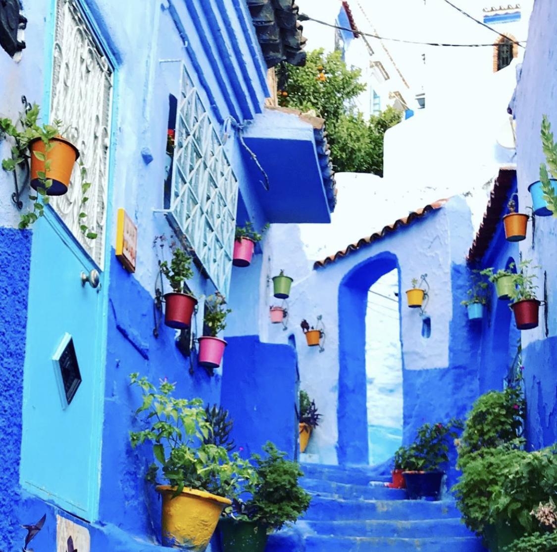 【お知らせ】2021年3月にモロッコに戻ります