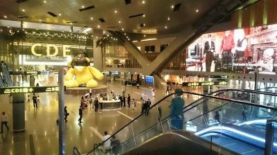 カタール「ドーハ国際空港」