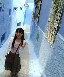 モロッコ・シャエウンに住んでた頃の写真/mika(有)La belle chaouen