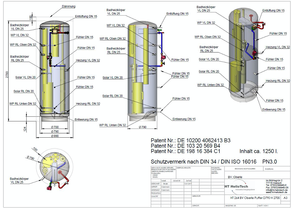 3D aus dem CAD Programm