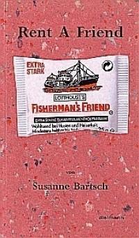 Buch: Susanne Bartsch, Rent a Friend