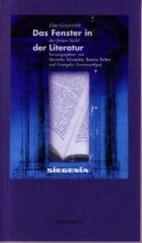 Buch: Das Fenster in der Liteartur