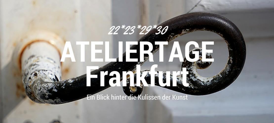 Ateliertage Frankfurt
