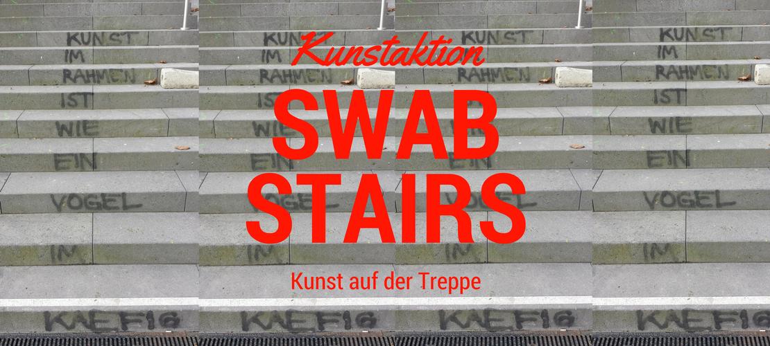 Swab Stairs _ Streetart _ Treppenkunst