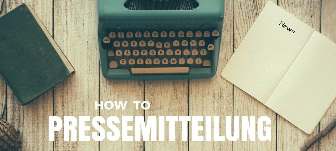 So einfach geht's: In 7 Schritten zur Pressemitteilung _ artikoo