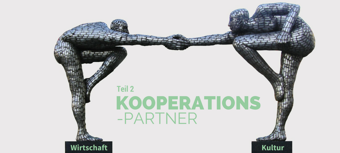 Marketing-Kooperationen für Kulturbetriebe - Kooperationspartner