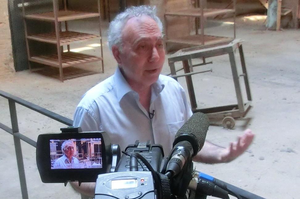 Alain Chouraqui, Direktor von Les Milles
