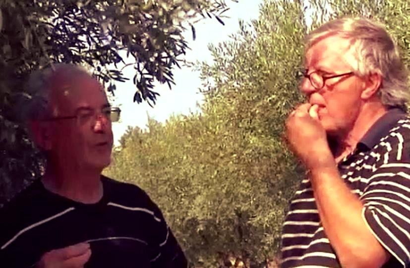 Roger Paradis, Olivenöl in vierter Generation, Saint Césaire de Gauzignan