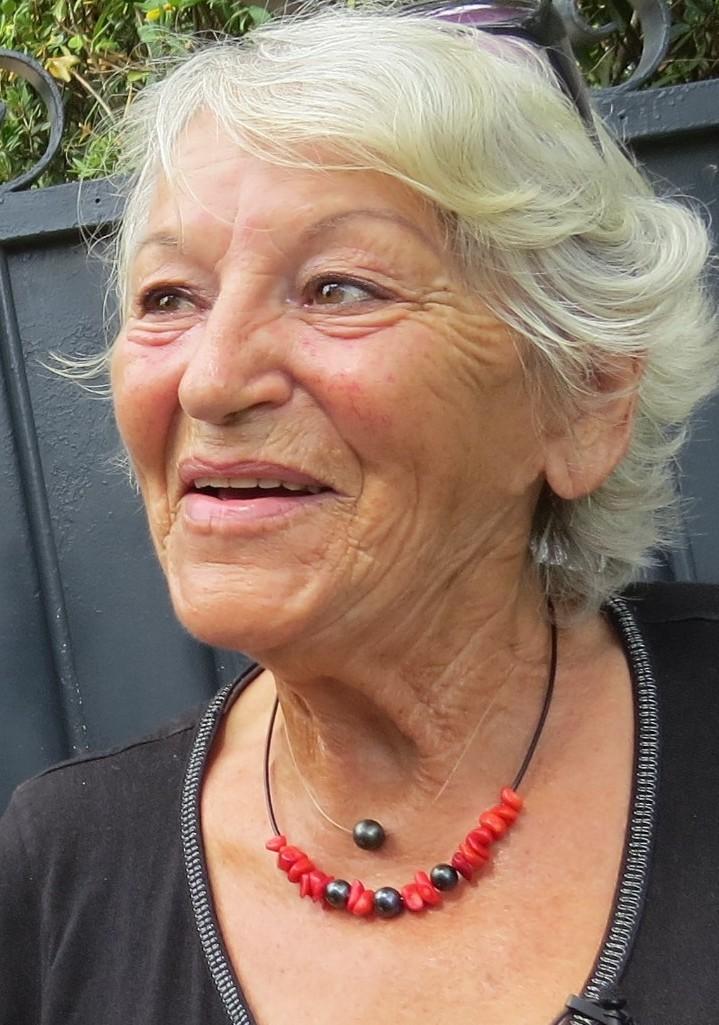 Gundi Rubelli, Fischersfrau und Spezialistin für Exilliteratur, Sanary sur Mer