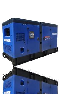 Generador Mpower 145 kVA