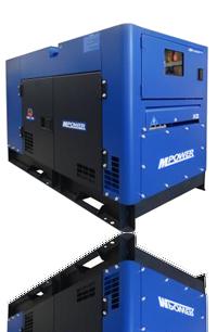 Generador Mpower 30 kVA