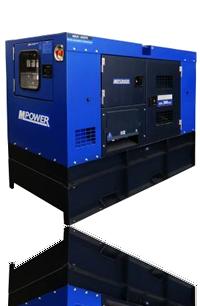 Generador Mpower 38 kVA