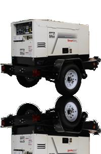 Soldadora/Generador Diesel 300 Amp