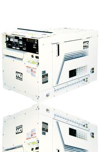 Soldadora/Generador Diesel 400 Amp