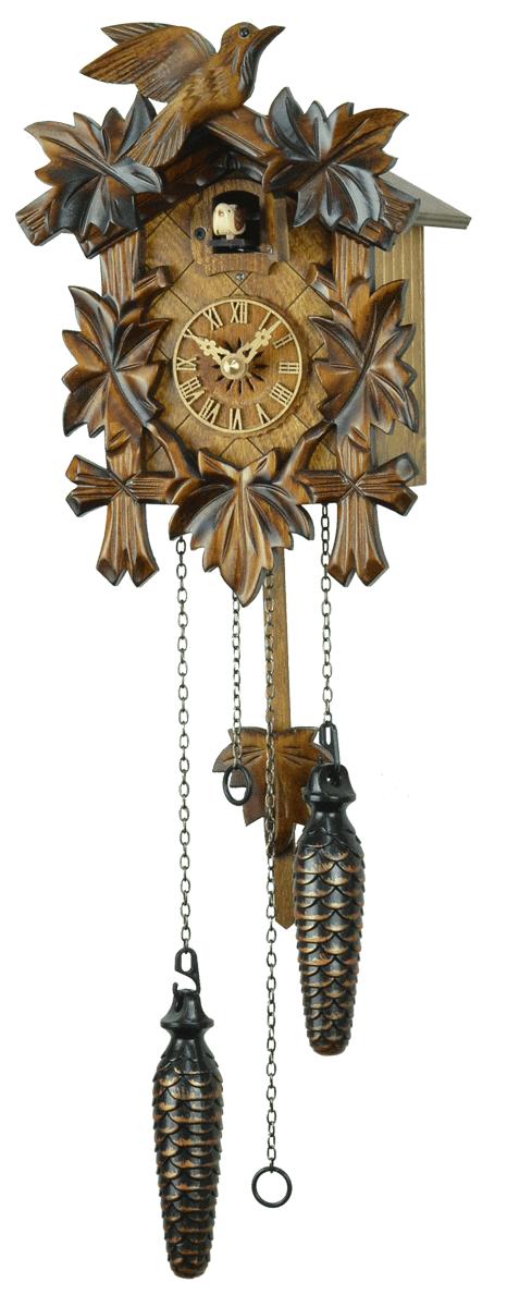 森の時計 522QM ハト時計