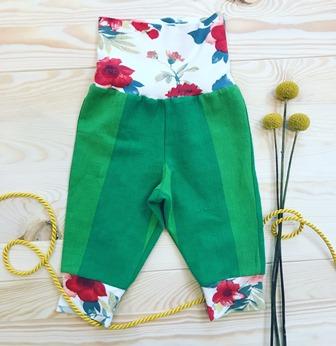 Der Frühling ist da!!!! Mit unserer Süßen Kinderhose....