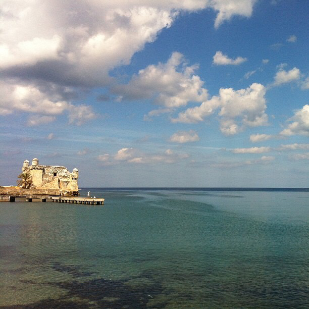 キューバ ヘミングウェイの老人と海