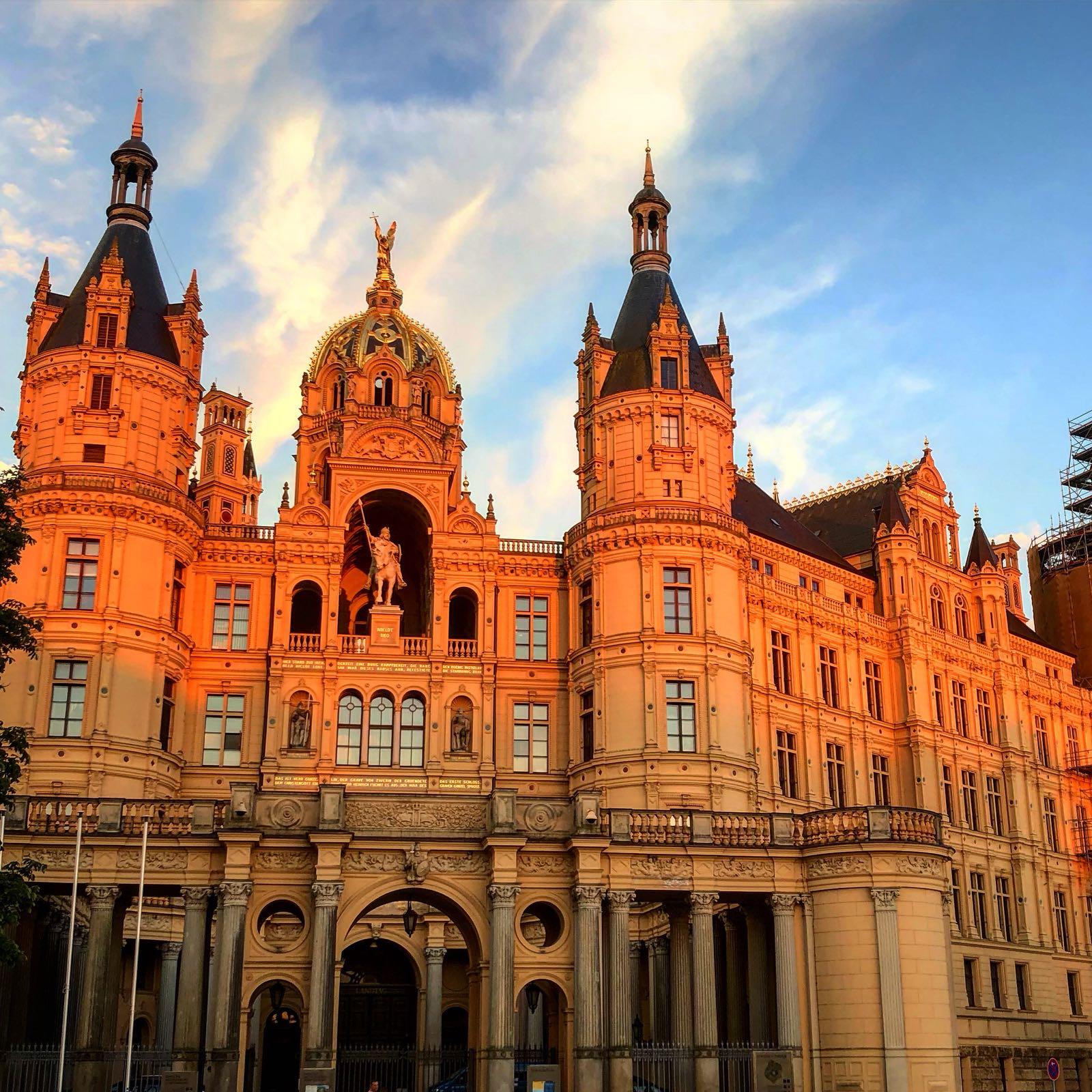 Ferienwohnung Schwerin - Schweriner Schloss nur 5min entfernt