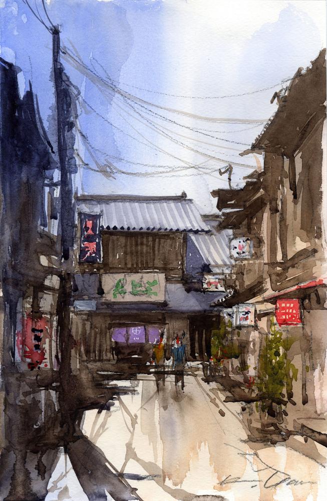 四条河原町、京都