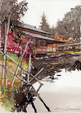 Shirotori Garden  白鳥庭園