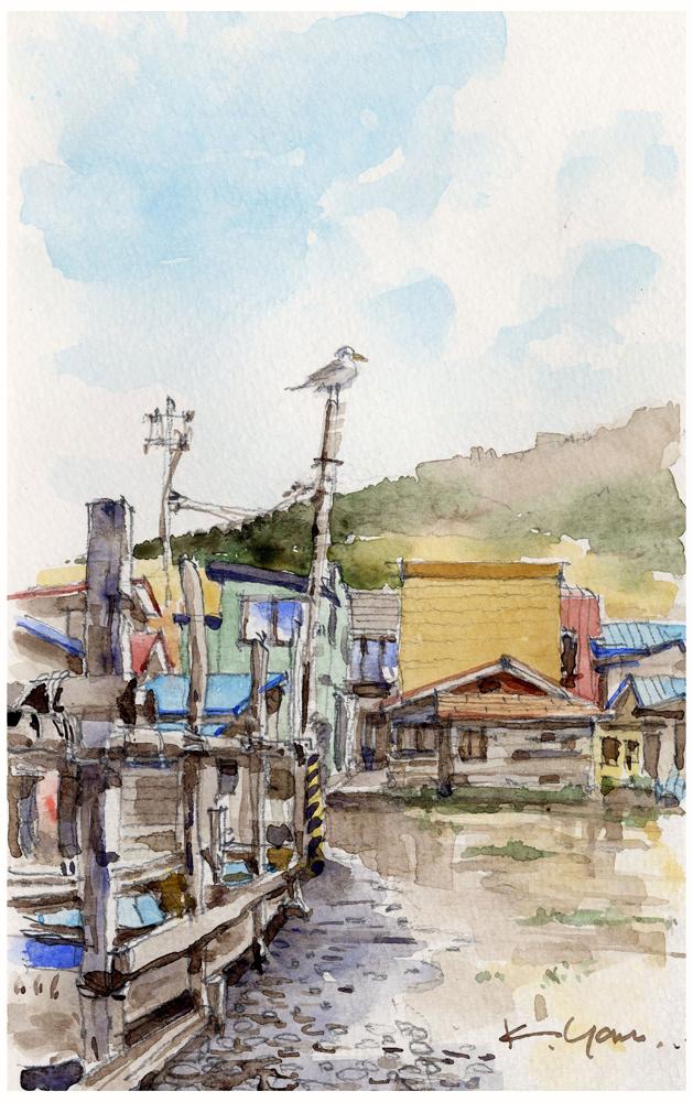 舟見町、函館