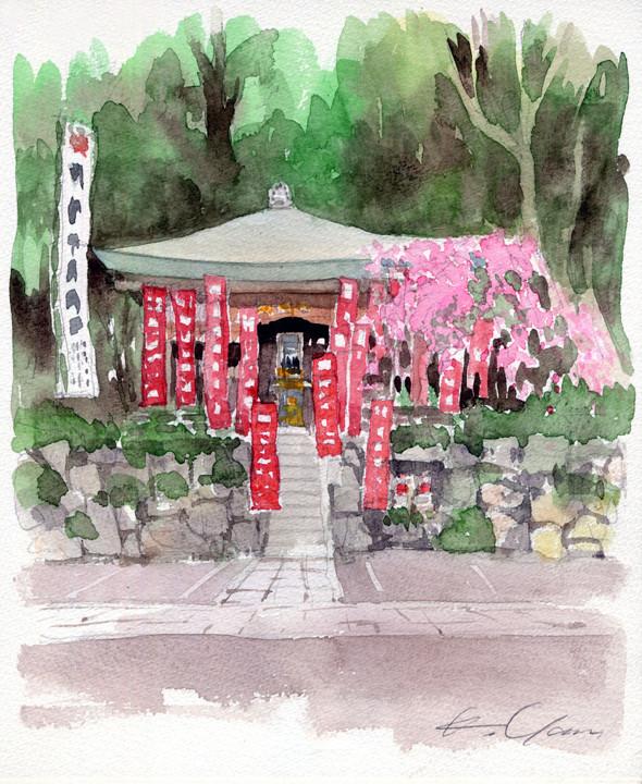 法持寺、弘法堂