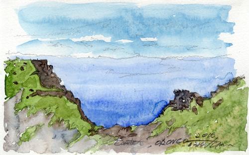 Easter Ireland  Rapa Nui