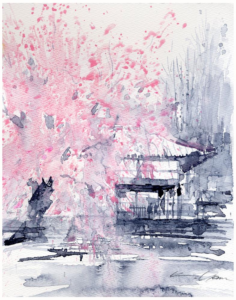 仏光寺、京都