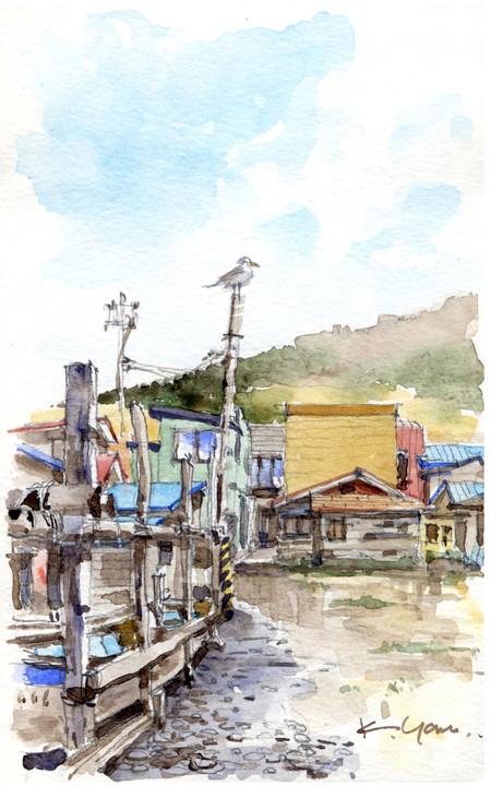 漁村の暮らし