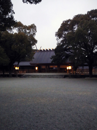 本宮 main shrine