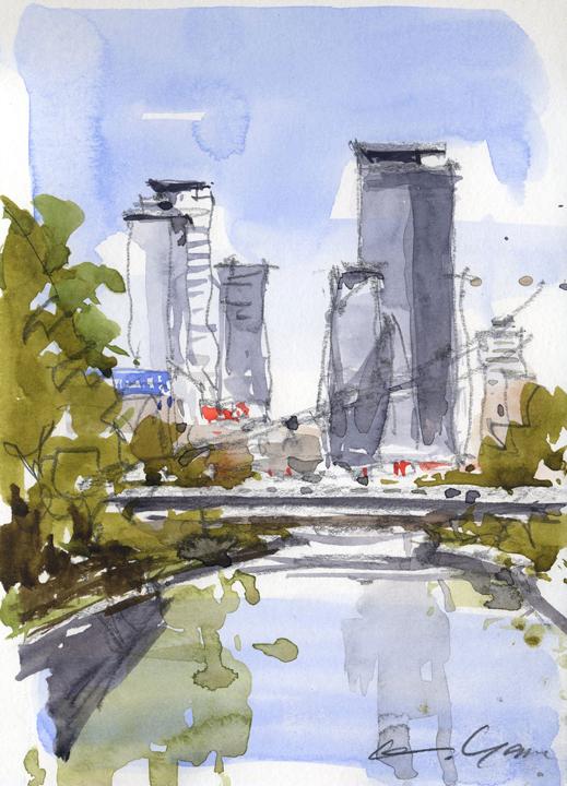 堀川運河、名古屋
