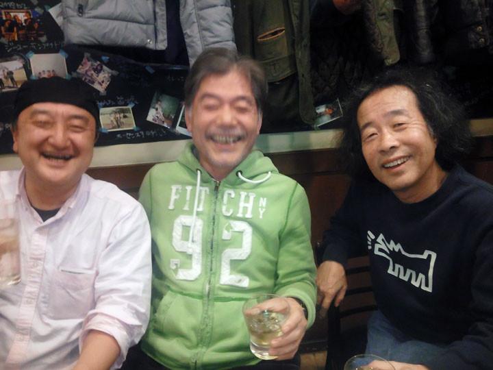 ツーさん細井さんと3ショット