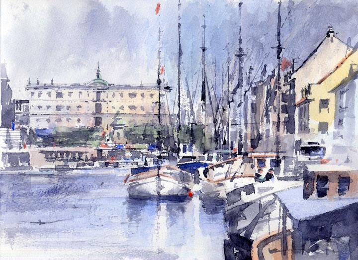 Nyhawn, Copenhagen