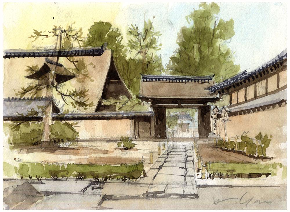 真珠庵、大徳寺