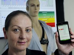 Rostocker Forscher machen das Handy zum Gesundheitshelfer