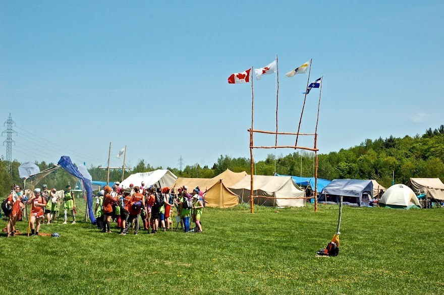 Camporee (rassemblement guide national)