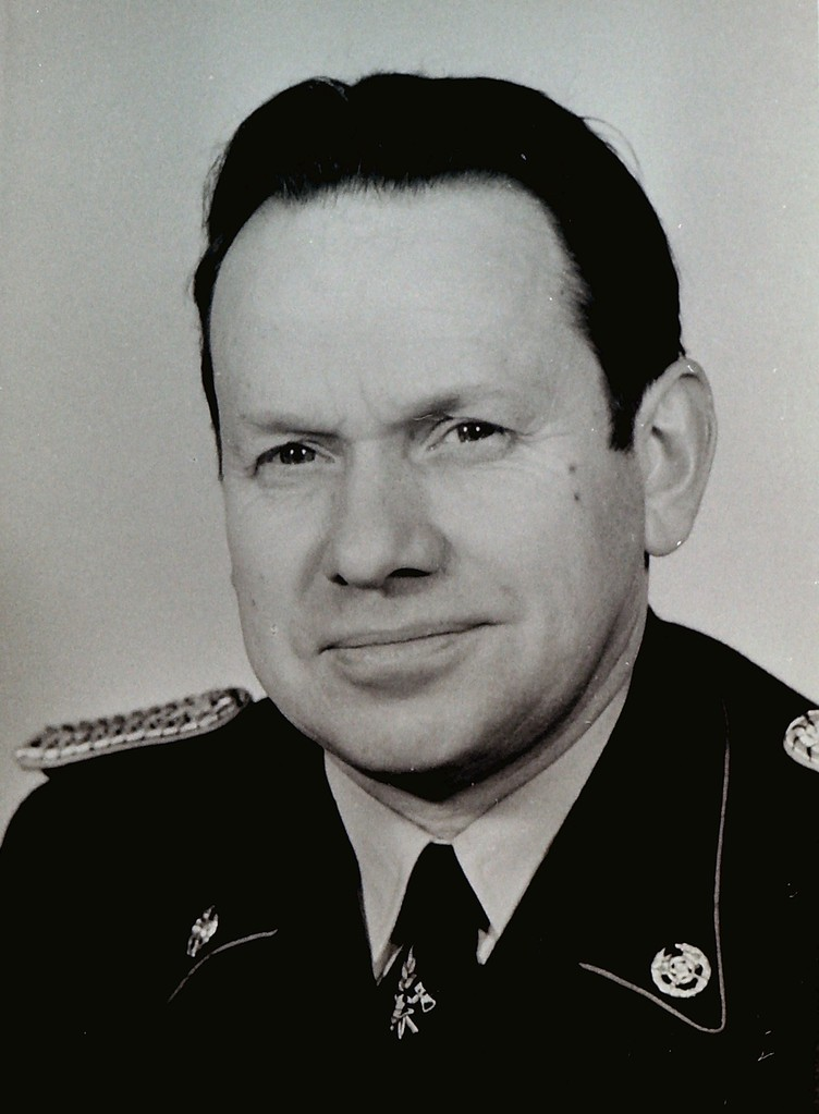 5. Brandmeister Erich Heitmann 1964-1993